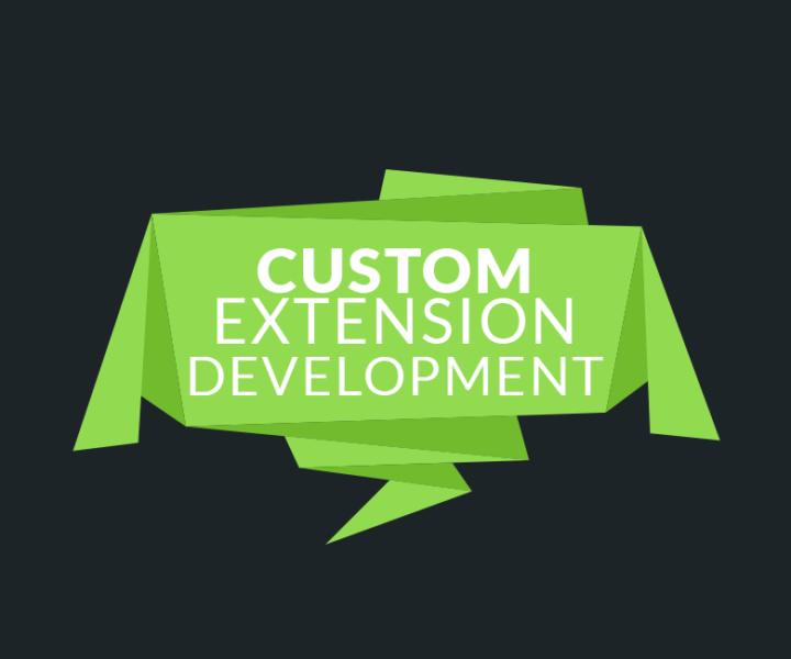 Custom Extension Development