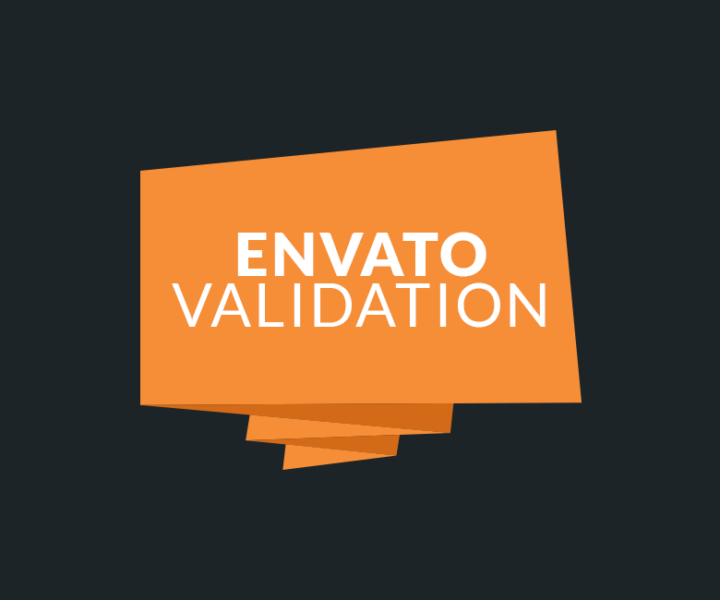 Envato Validation