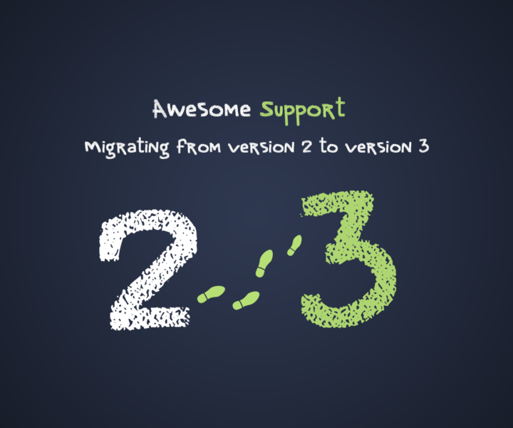 Migrating from version 2 to version 3