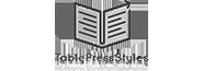 Tablepress Styles