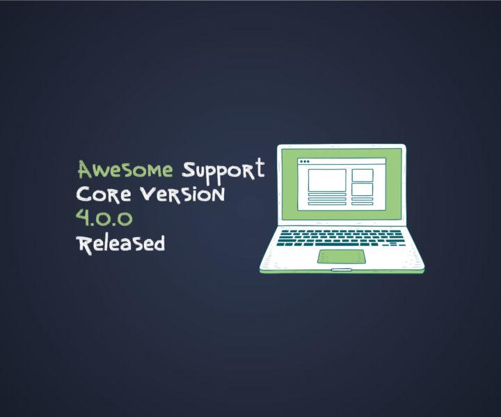 Major Core Update – 4.0.0