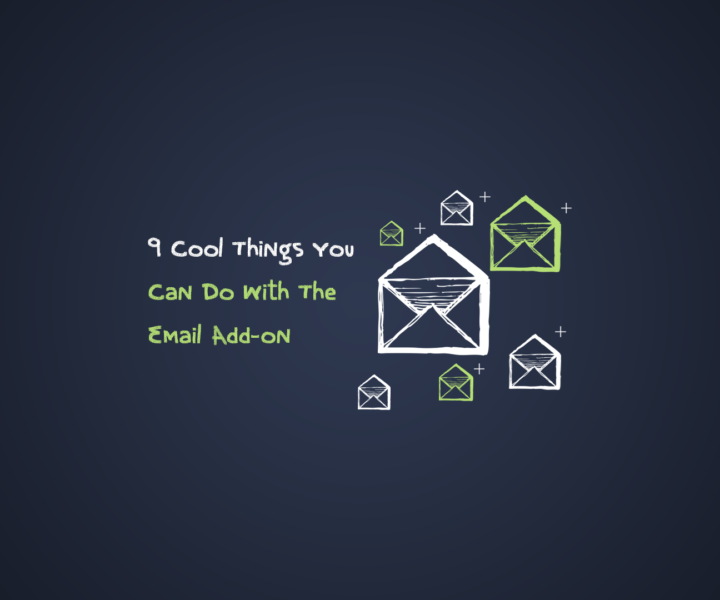 9 Cool Things You Can Do With The Email Support Addon