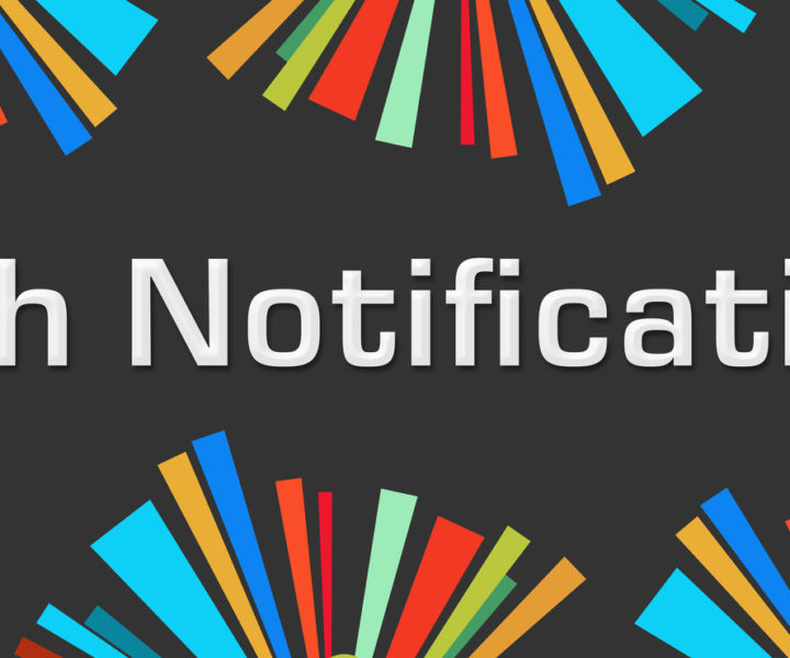 Ticket Event Notifications And Alerts In Your Browser