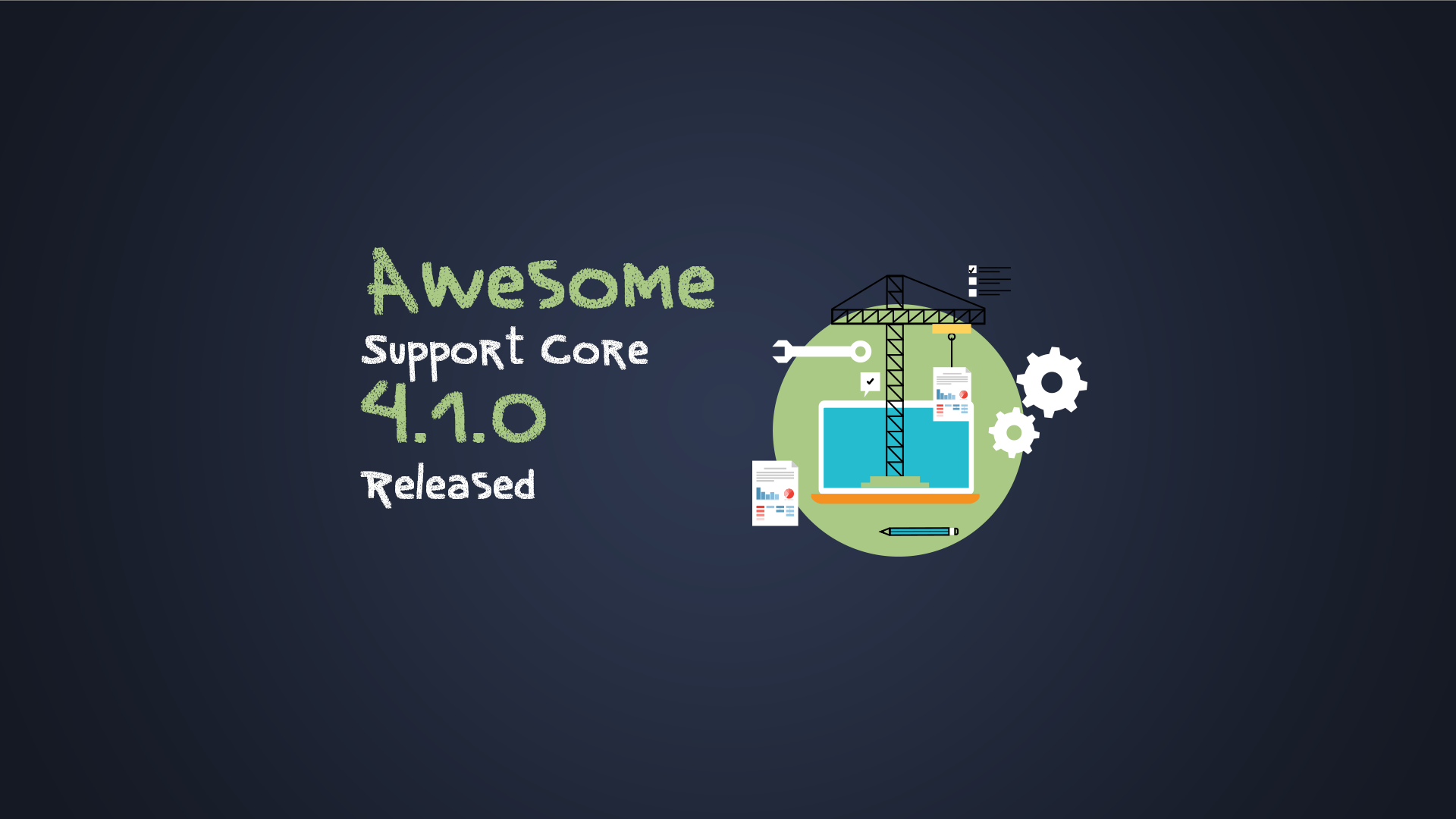 Awesome Support Core Update 4.1.0