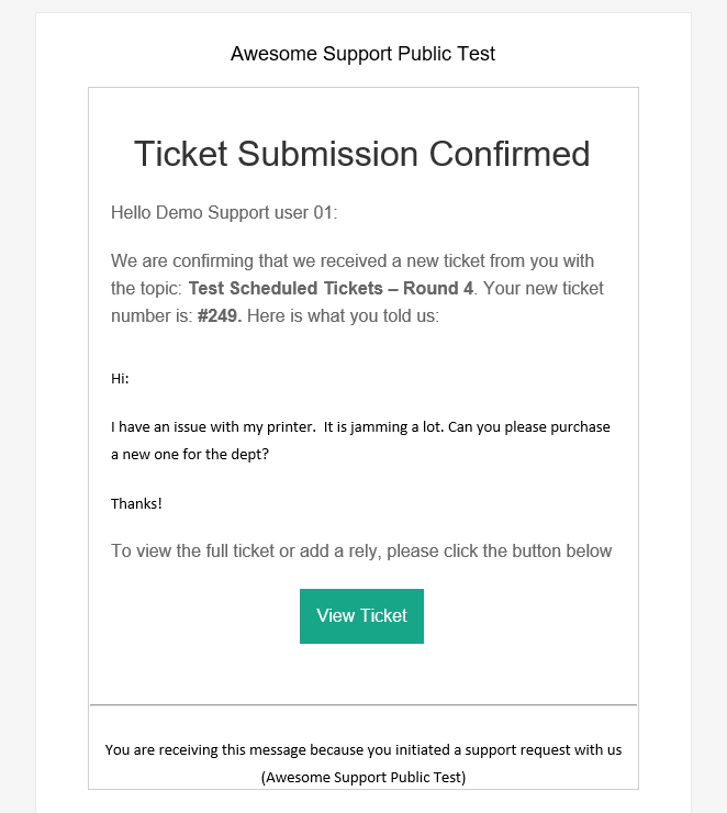 template for tickets with numbers