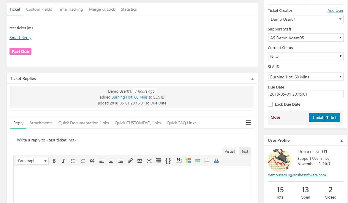 uCare vs Awesome Support: A Helpdesk Plugin Comparison