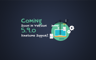 Coming In Early 2019: Awesome Support V 5.9.0