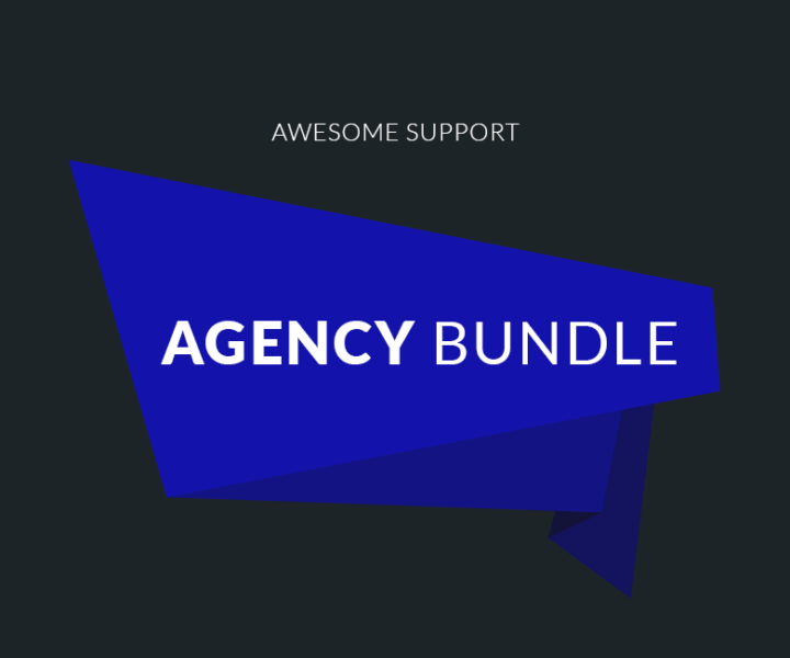 Awesome Support Agency Bundle