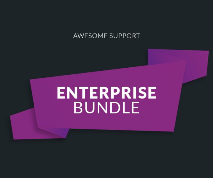 Awesome Support Enterprise Bundle