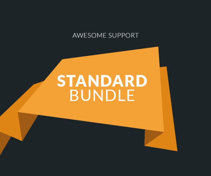 Awesome Support Standard Bundle