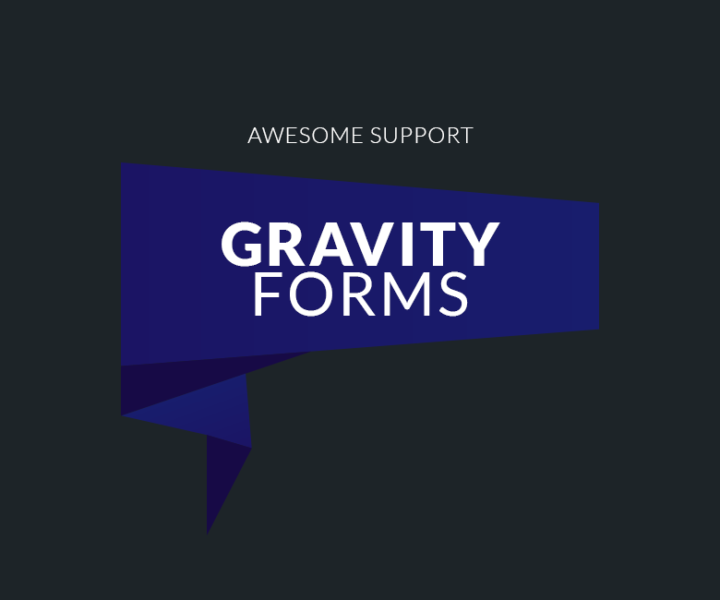 New Extension: Gravity Forms