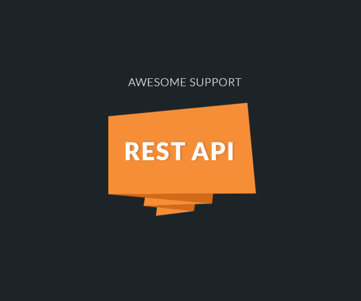 Awesome Support REST API