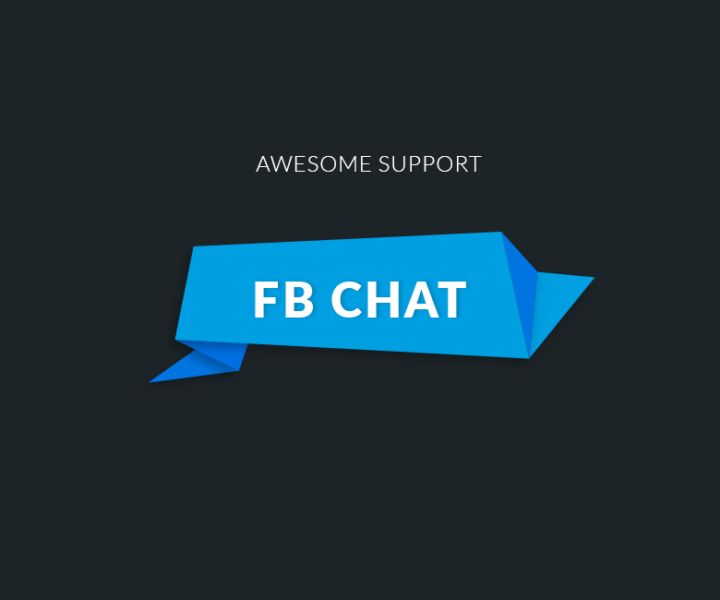 Awesome Support Facebook AI Chat Bot (Early Release)