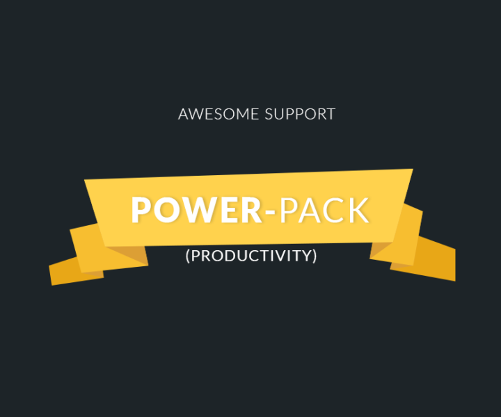 Power-pack (Productivity)